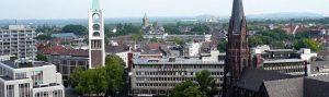Gelsenkirchen Skyline