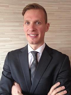 Mario Meyer - Assistent der Geschäftsleitung